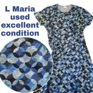 Maria Maxi sweater Dress